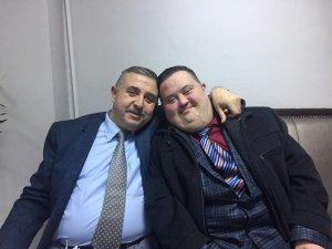 Çetin, engellilerin sorunlarını yakından takip ediyor