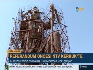 Yavuzaslan, Kerkük'teki referandum sürecini NTV'ye anlattı
