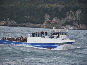 Karadeniz'de 146 Kaçak Göçmen Yakalandı