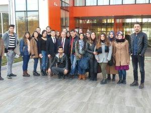 Öğrenciler Bartın OSB'yi Gezdi