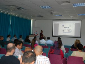 Sağlık personeline 'sepsis' eğitimi