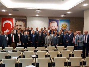 Kilitli Parke Taşı Tesisini Ankara'da anlattı