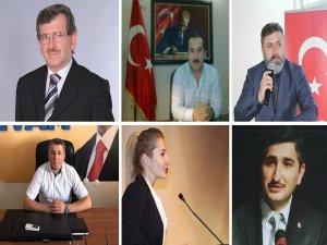 AK Partide Manav'ın koltuğuna şimdiden 6 isim talip oldu