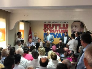 AK Parti'de İl Başkanlığı için temayül yoklaması yapıldı