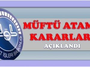 Amasra İlçe Müftüsü Ankara'ya Atandı