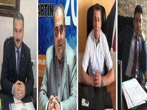 Temayül sonucu belirlenen 4 isim Ankara'ya gidiyor