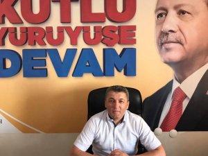 AK Parti Bartın İl Başkanı Turhan Kalaycı oldu