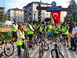Pedaldaşlar'dan etkinliklere destek verenlere teşekkür
