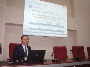 KOBİGEL - KOBİ Gelişim Destek Programı anlatıldı