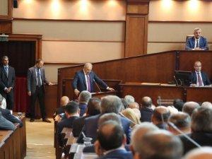 Zonguldak'ın eniştesi Belediye Başkanı oldu