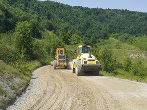 2017 yılı sonuna kadar 213 kilometre üst yapı çalışması yapılacak