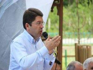 Milletvekili Tunç, Arıt yolu ile ilgili eleştirilere tepki gösterdi