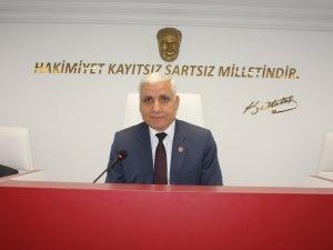 Başkan Dursun, arazi bağışı için çağrıda bulundu