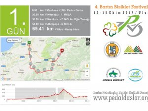 Bisiklet Festivali'ne 30 ilden 200 katılımcı başvuruda bulundu