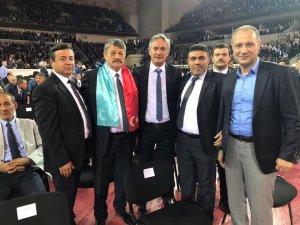 MHP Lideri Bahçeli Kerkük sevdalılarıyla buluştu