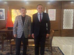 Başkan Can, Şehitler Meydanı Projesi için destek sözü aldı