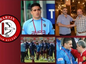 Bartınspor'un eski hocası Ahmet Özen, Atiker Konyasporla anlaştı