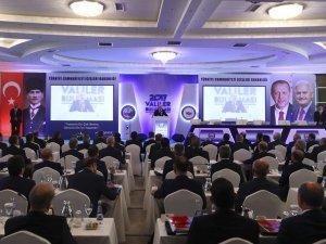 81 ilin valisi Ankara'da buluştu