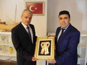 Özgüroğlu, ilk ziyaretini Dirim'e gerçekleştirdi