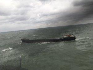 Bartın Açıklarında Rus Gemisi Sürüklendi