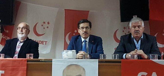 İl Başkanı Yurtbay, Reza Zarrab' davası ile ilgili görüşlerini paylaştı