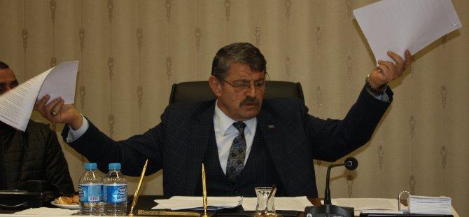 Yeni imar planı Mecliste tartışmalara neden oldu
