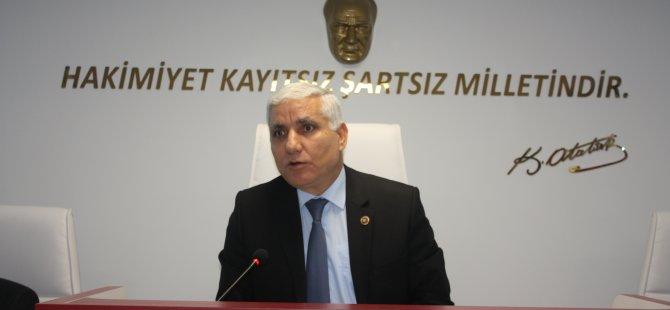 Başkan Dursun'dan huzurevi için arsa bağışı çağrısı