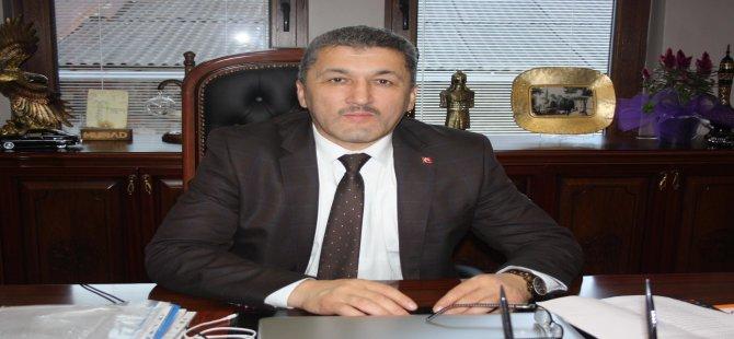 Gazeteciler İl Başkanı Kalaycı'dan TOKİ konutları talep etti
