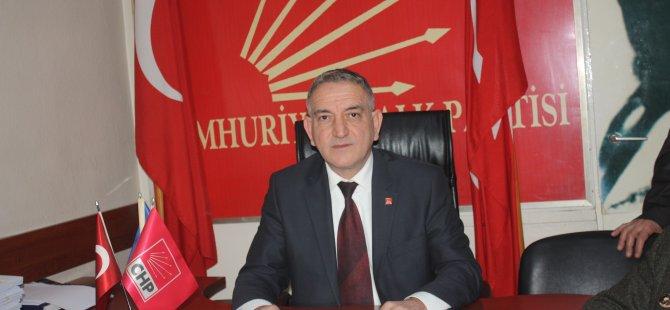 CHP Merkez İlçe Başkanı Gölbucaklı, adaylığını açıkladı