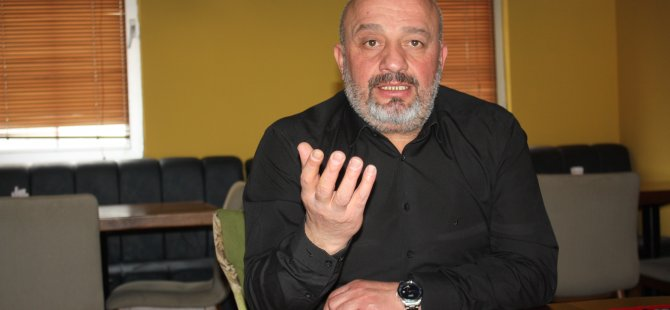 Bartınspor Başkanı Mehmet Bulut, seferberlik başlattı