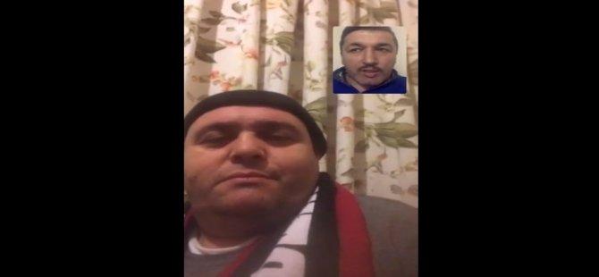Ak Parti İl Başkanı Kalaycı, canlı bağlantı ile çağrıda bulundu