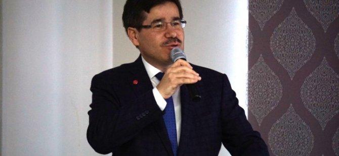 İl Başkanı Yurtbay'dan Afrin açıklaması