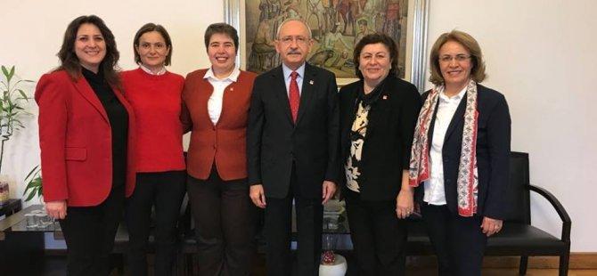 CHP Bartın İl Başkanı Erkan katılmadı
