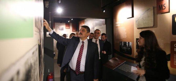 Bartın Kent Tarihi Müzesi 27 Ocak'ta Açılıyor
