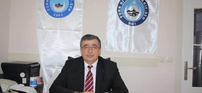 Türk Diyanet Vakıf-Sen İl Temsilcisi Ünsal, İslam alemini birlik ve beraberliğe davet etti