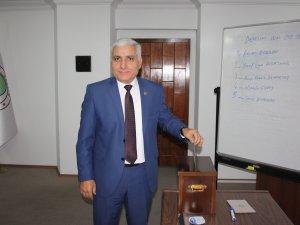 Denetim Komisyonu'na üye seçildi