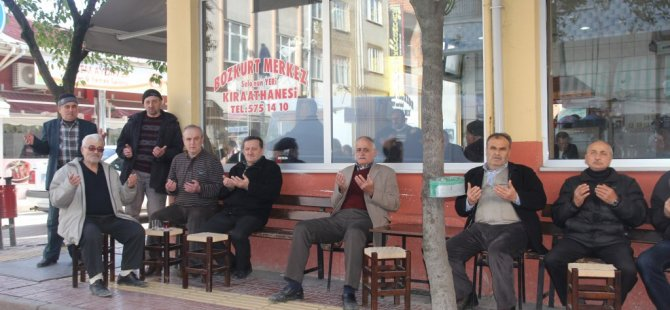Belediye Hoparlörlerinden Mehmetçik İçin Dua Ediliyor
