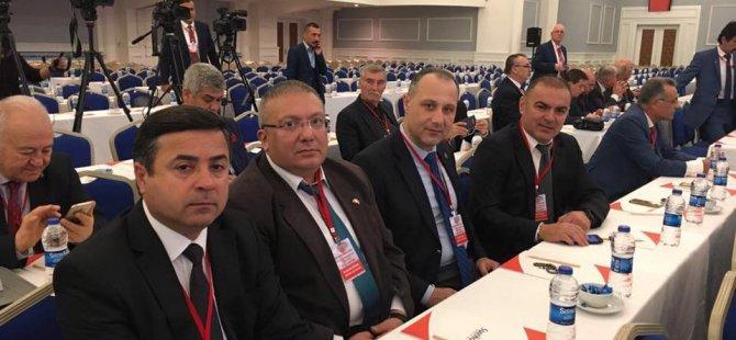 MHP Genel Başkanı Devlet Bahçeli, il ve ilçe başkanlarını topladı