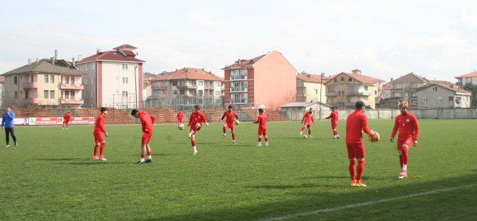 Bartınspor'da Yeniçağa hazırlıkları devam ediyor