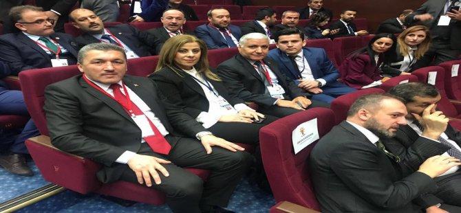İl Başkanları toplantısının ana gündemi Afrin ve seçim ittifakı oldu