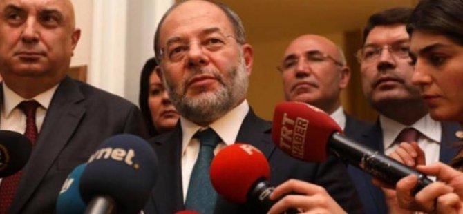 Başbakan Yardımcısı Recep Akdağ'a CHP ve MHP ziyaretlerinde Milletvekili Tunç da eşlik etti