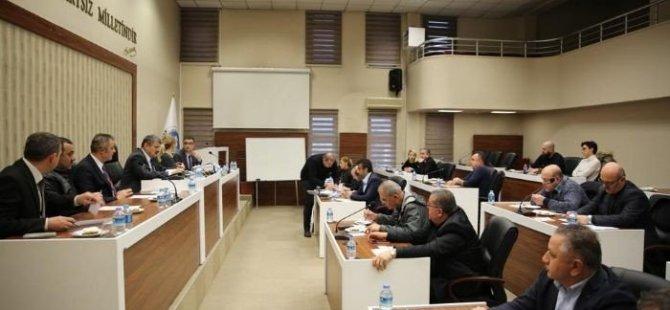 Belediye Meclisi Toplanıyor