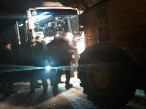 Bartın'da mahsur kalan 30 kişi kurtarıldı