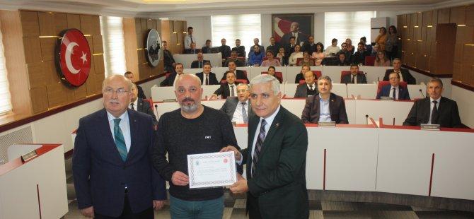 İl Özel İdaresi çalışanlarından Bartınspor'a önemli destek