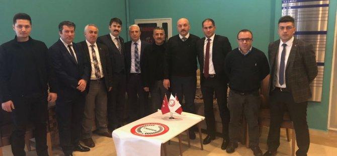 Türkiye Makam Şoförleri Derneğinin İl Temsilciliği Açıldı