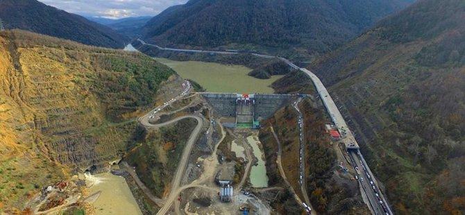 Kirazlı Köprü Barajına rafting merkezi kurulacak