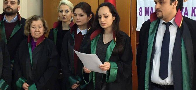 Bartın Barosu'ndan Kadınlar Günü açıklaması