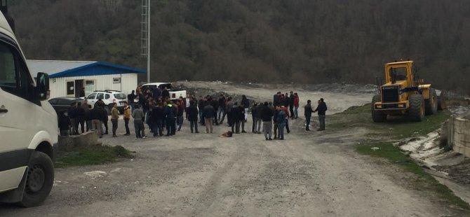160 taşeron maden işçisi işten çıkartıldı