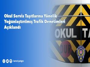 Trafik denetimleri yoğunlaştırılacak