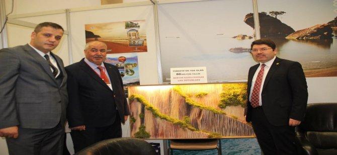 Travelexpo Ankara Fuarı'nda Bartın standı ilgi gördü